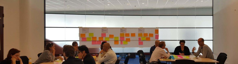 Samen brainstormen: inspirerend, verrassend