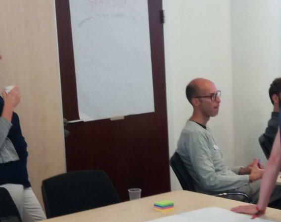 Samen brainstormen: inspirerend, verrassend met gemeente Amsterdam