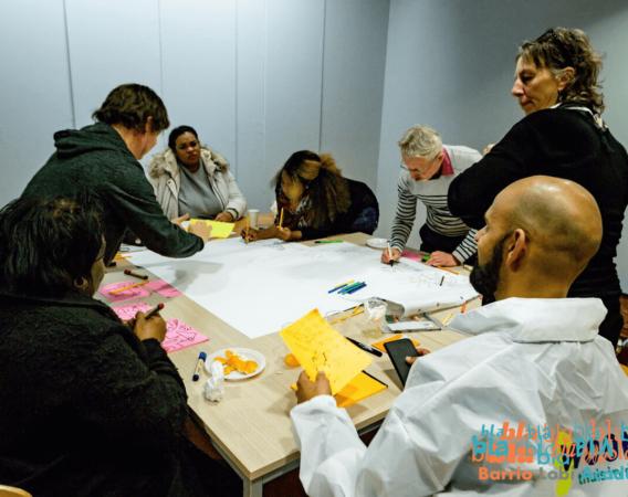 Brainstormen met bewoners: participatie kun je leren