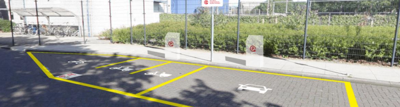 Sabo begeleidt Buurthub: een experiment met elektrisch deelvervoer