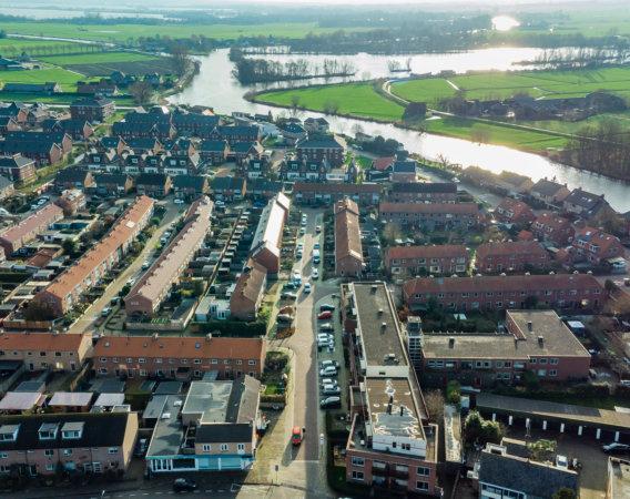 Nederhorst den Berg: intensief project voor alle partijen
